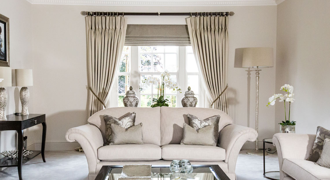 Luxury Interior Designers and Stockists of Designer Fabrics